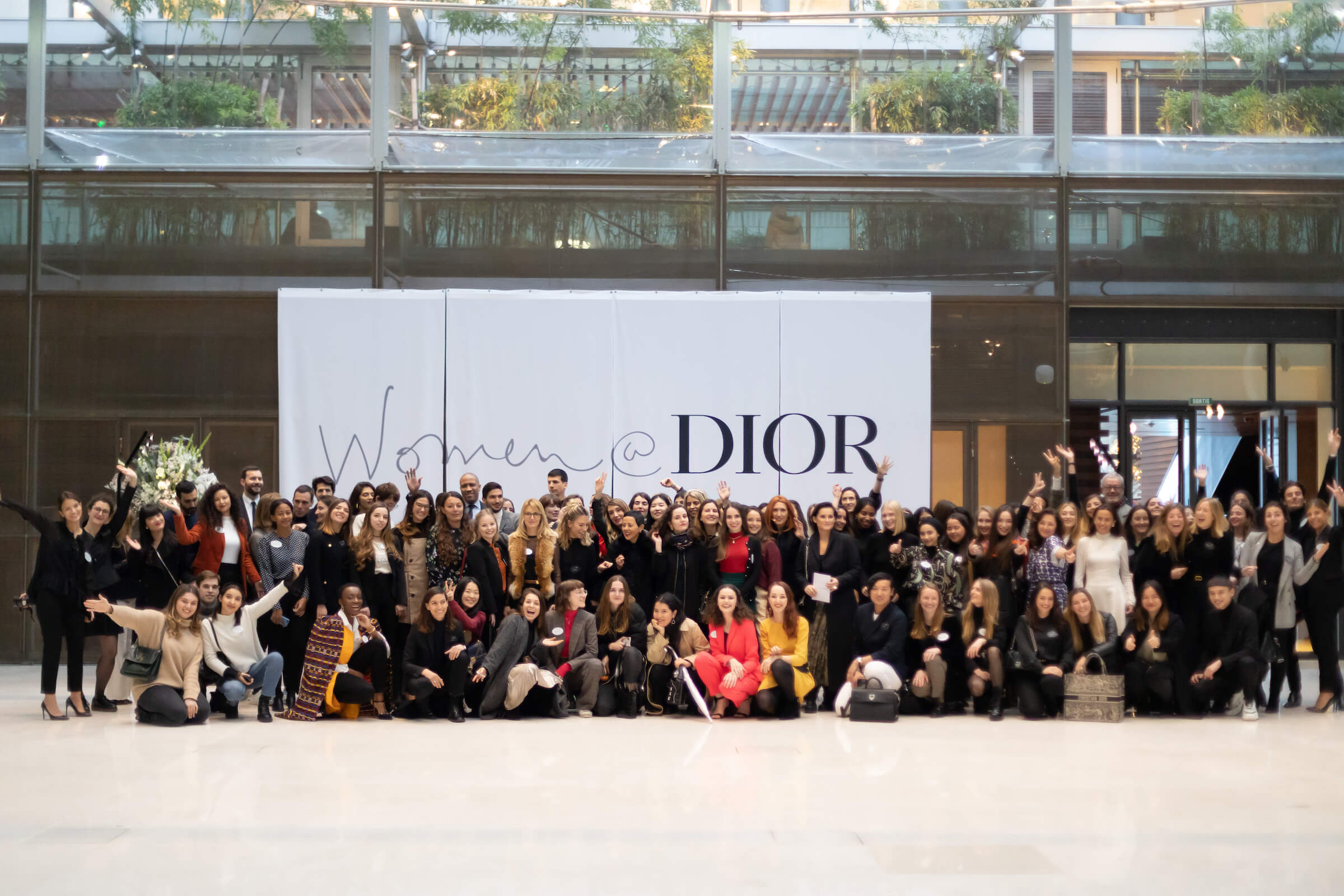 Dior seleciona brasileiras