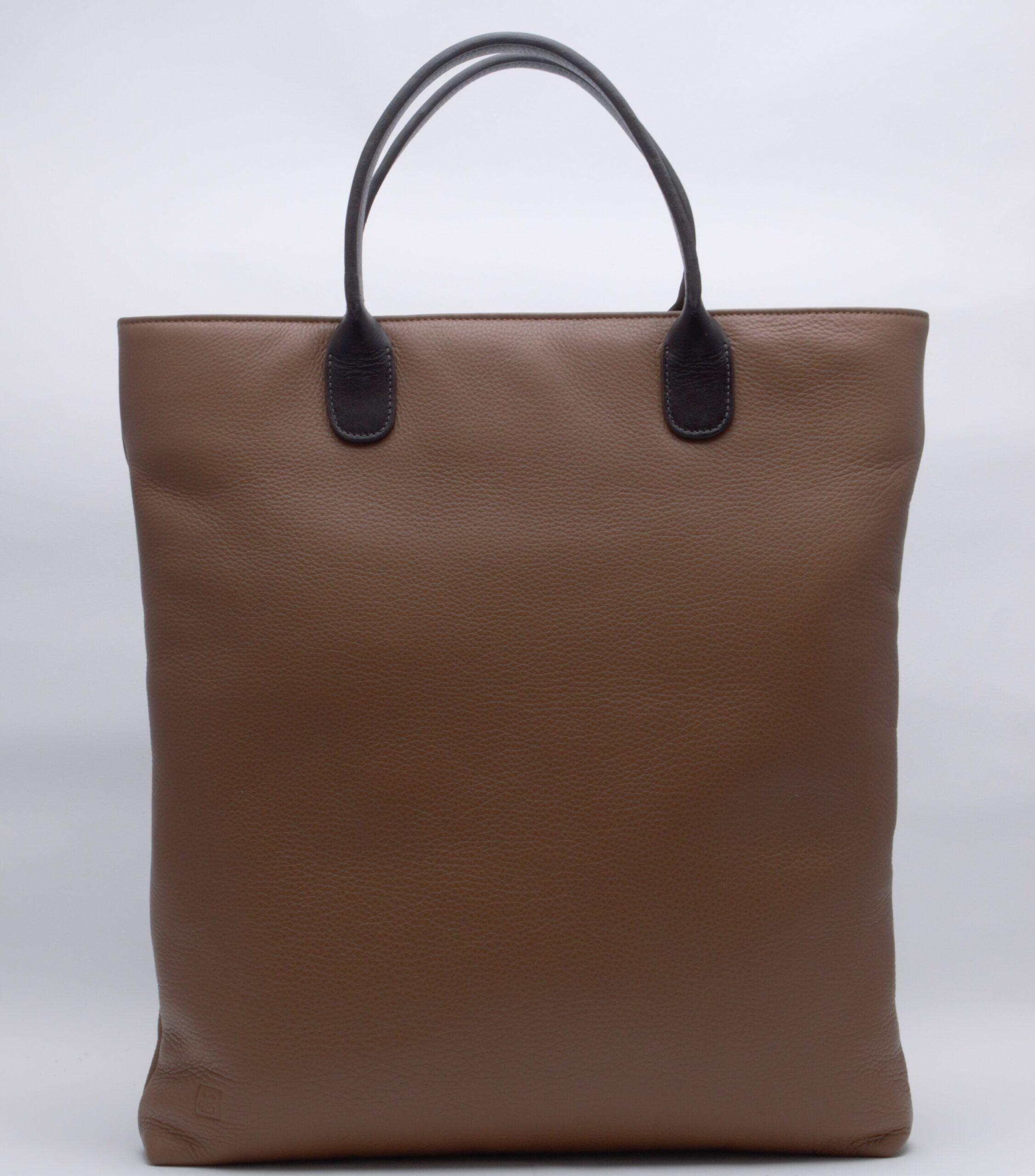 Bolsa Manga G Marrom Cacau Leather Labs R´¢48900 3