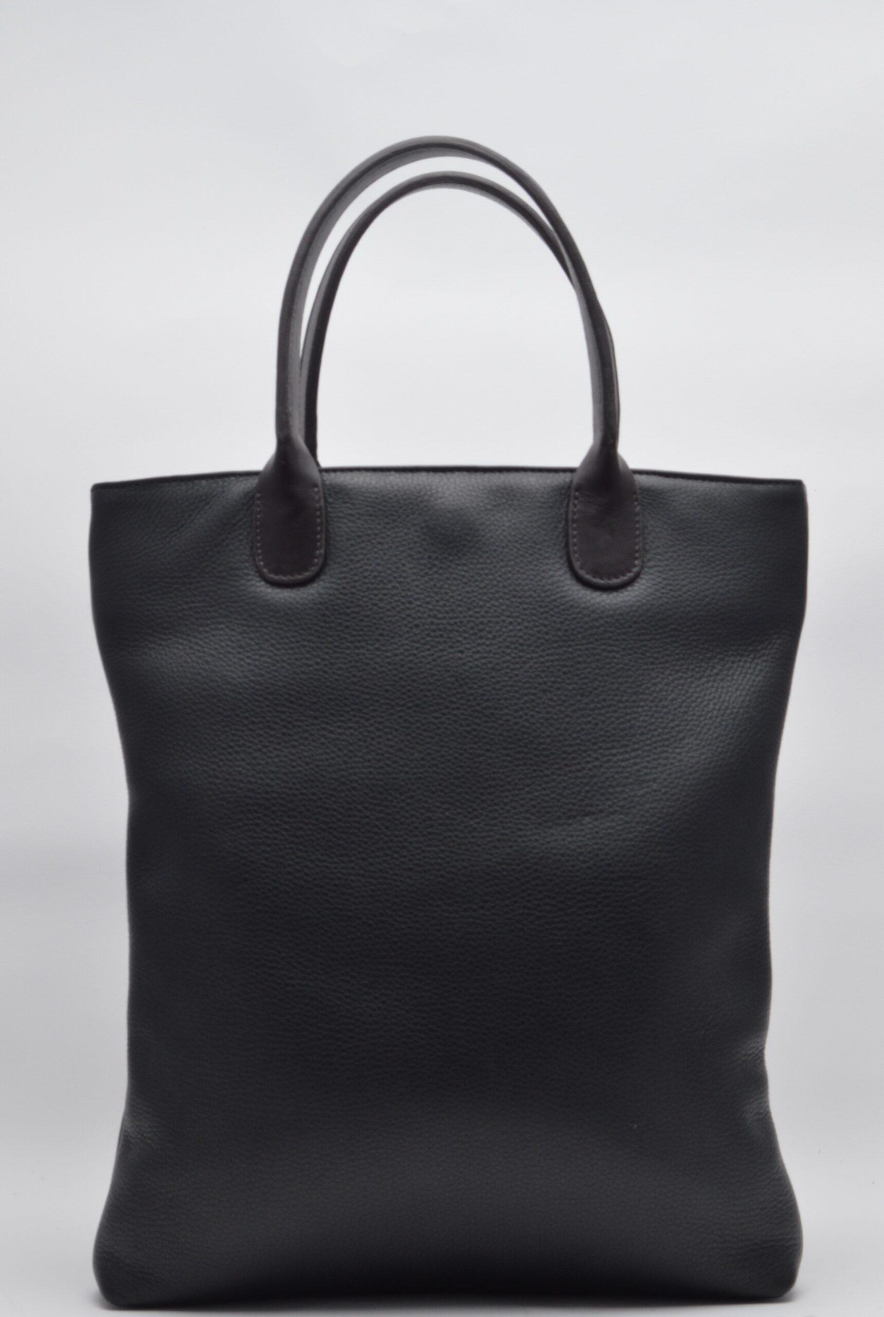 Bolsa Manga M Preta Leather Labs R´¢41900 8