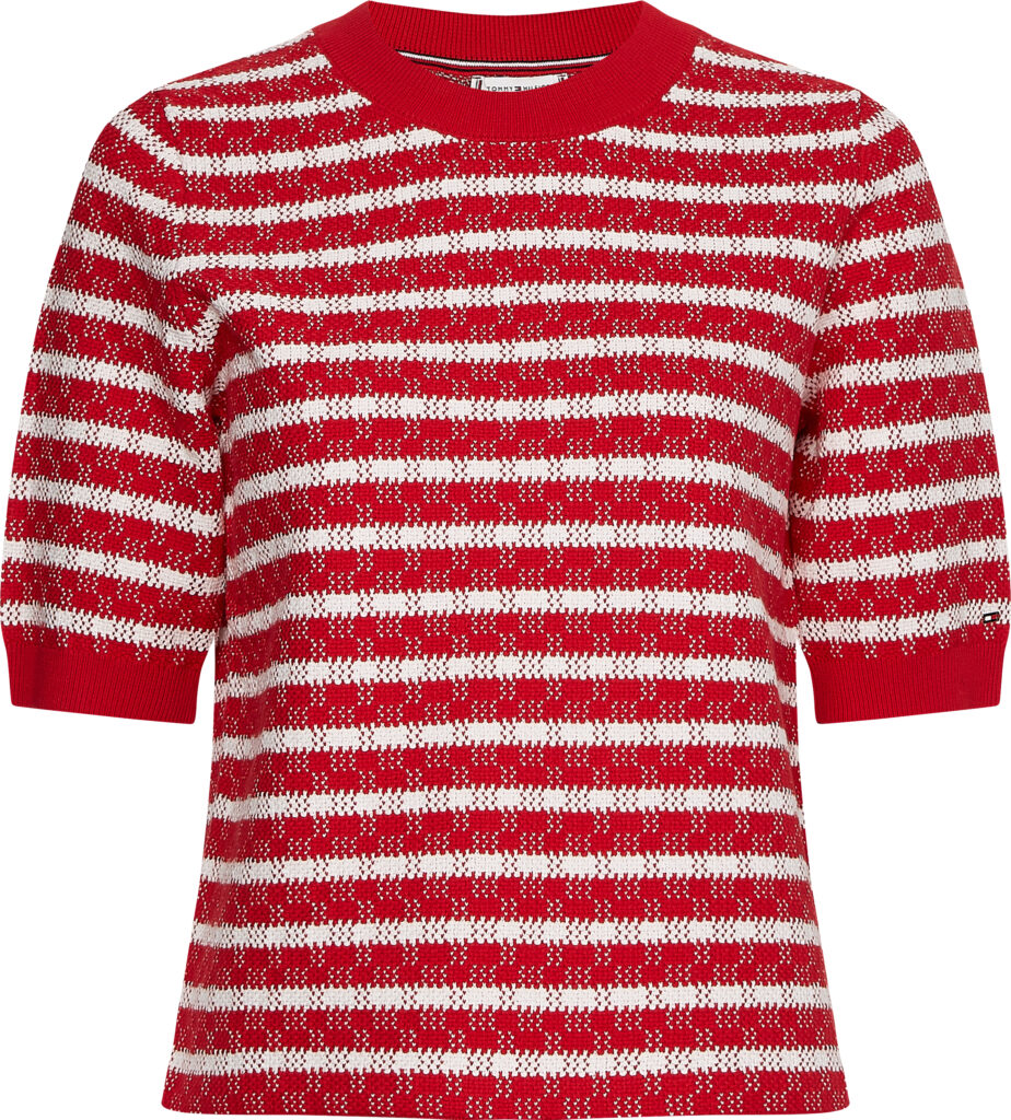 Tommy Hilfiger GINGHAM SWEATER Preoo Sob Consulta