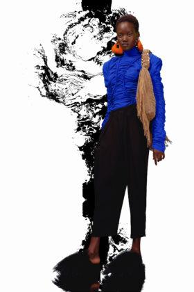 BALMAIN RE22 WOMEN LOOK 09 PHOTO