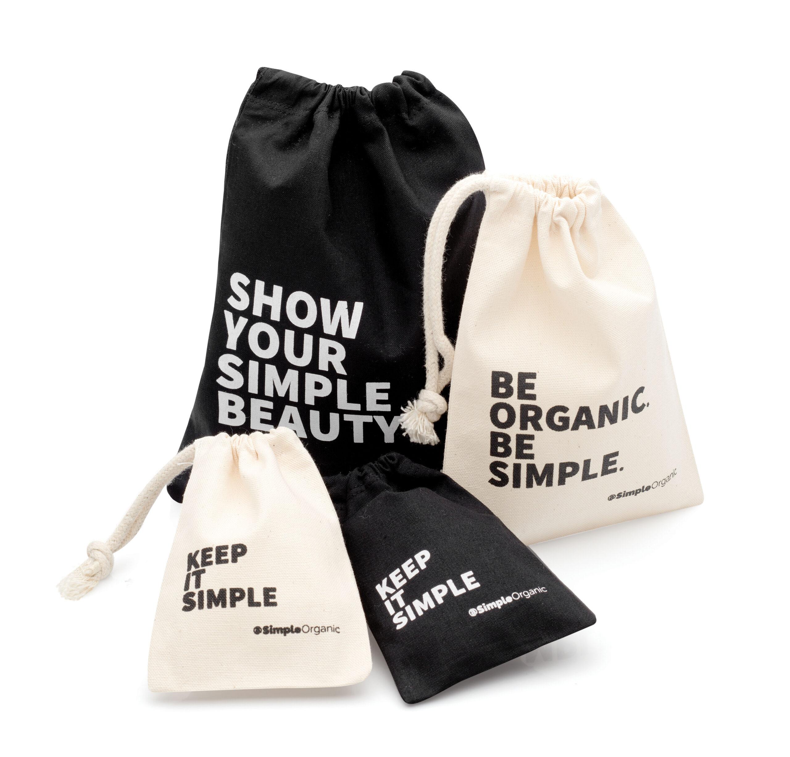 Sacos Simple Organic