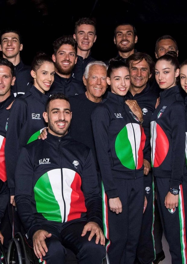 italia uniformes